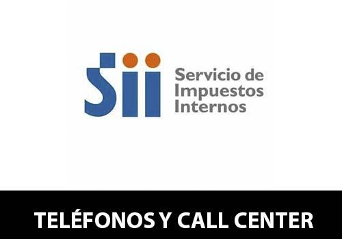 Teléfono Sii