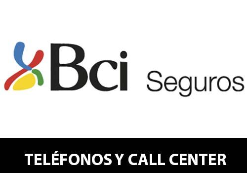 BCI Seguros telefono atención al cliente