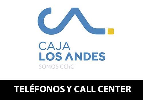 Teléfono Caja Los Andes