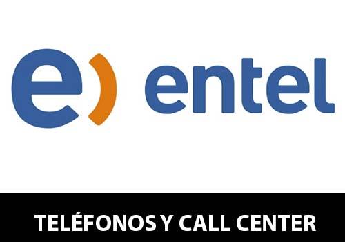Teléfono Entel