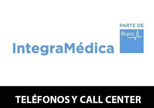 Teléfono Integramédica