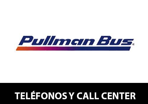 Pullman Bus telefono atención al cliente