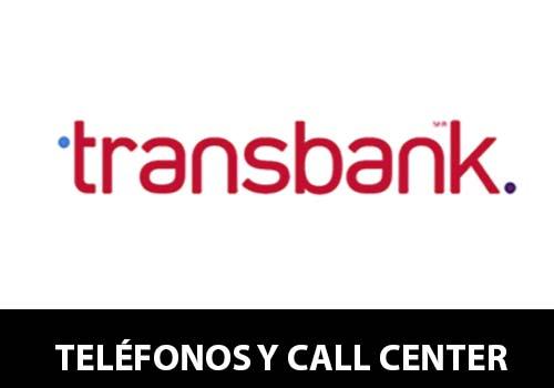 Transbank telefono atención al cliente
