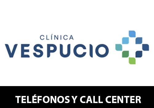 Teléfono Clinica Vespucio