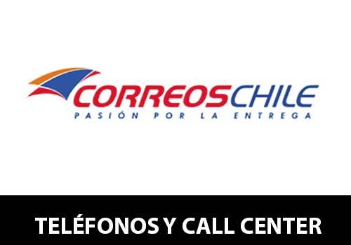 Correos de Chile telefono atención al cliente