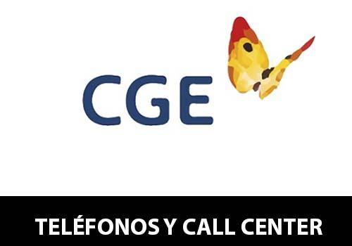 Teléfono CGE