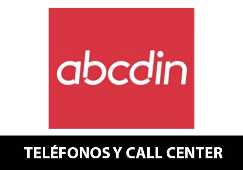 Teléfono ABCDIN