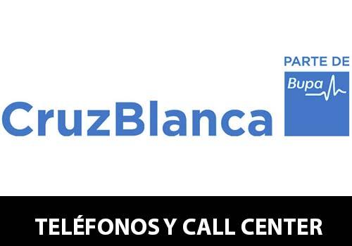 Teléfono Isapre CruzBlanca