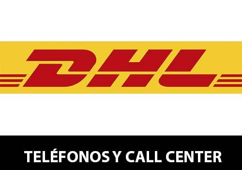 DHL telefono atención al cliente