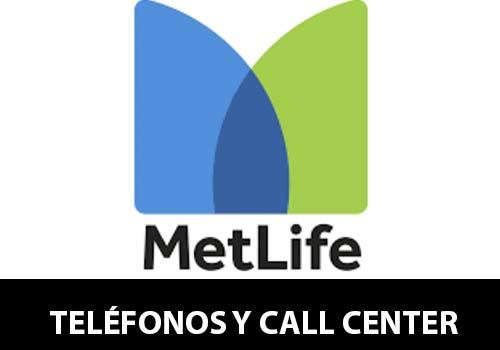 Teléfono MetLife
