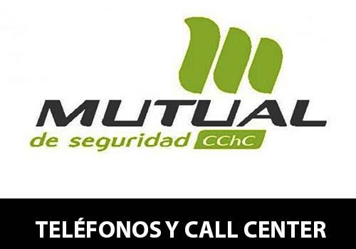 Teléfono Mutual de Seguridad CChC