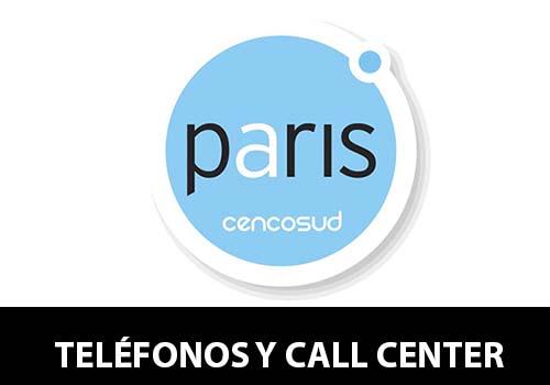 Teléfono Paris