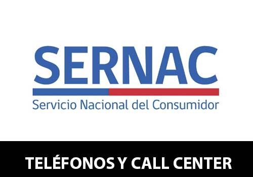 Teléfono SERCNAC